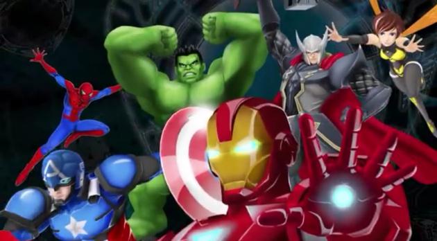 Avengers 3 DS