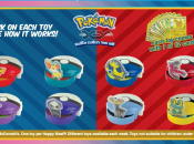 Pokémon X & Y Themed Toys Coming Down Under To McDonald's