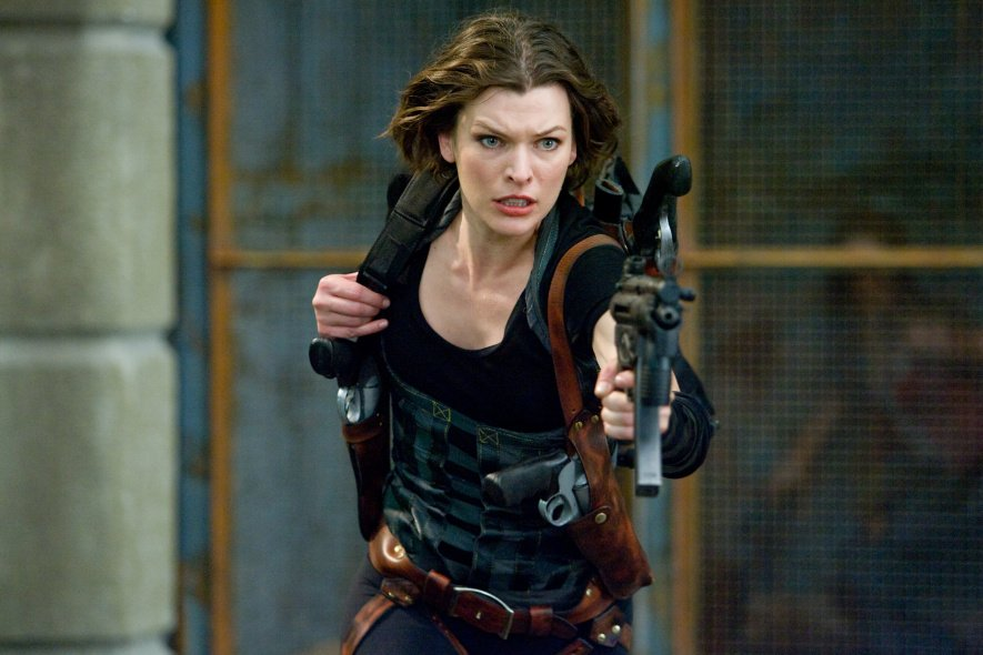 Resident Evil Afterlife Movie Image Milla Jovovich 12