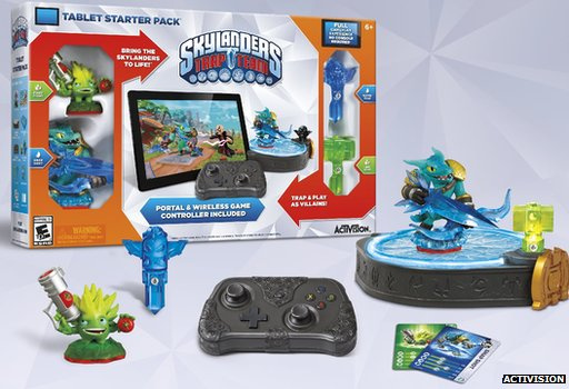 Skylanders Tablet Pack