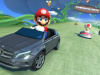 Somebody At Ubisoft Really Doesn't Like Mario Kart 8's Mercedes-Benz DLC