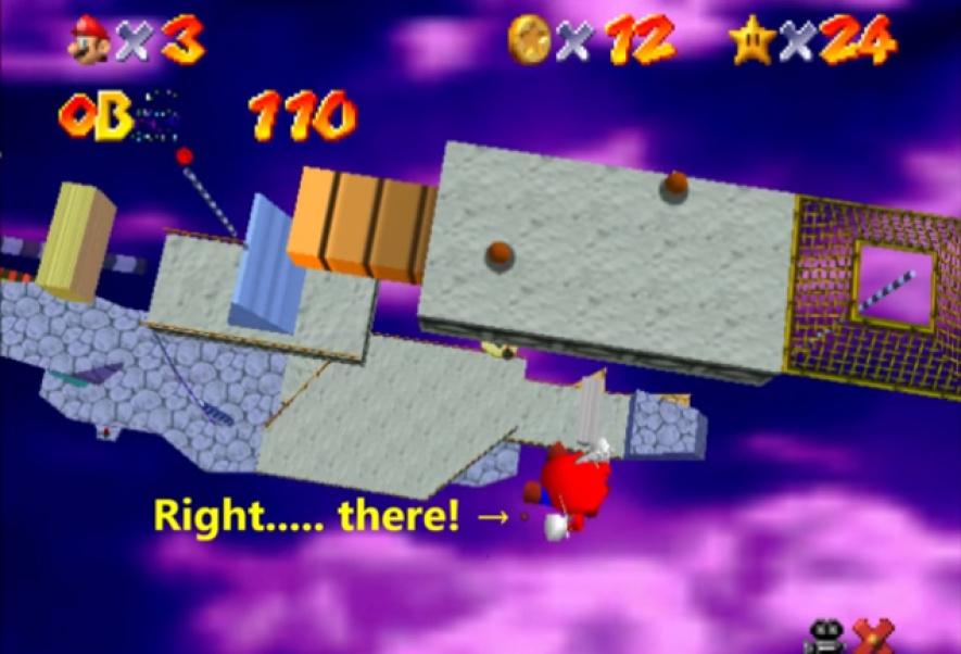 Mario 64 Goomba