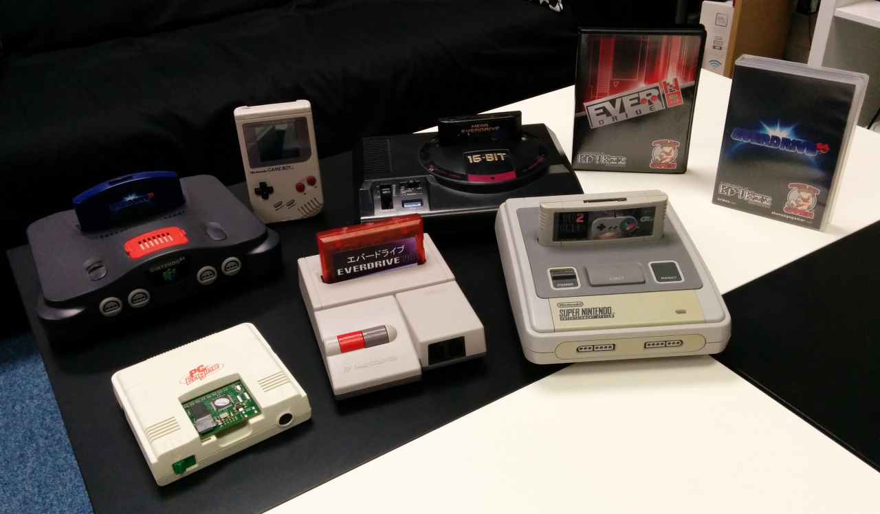Talking Point: The Argument For And Against Retro Flash Carts