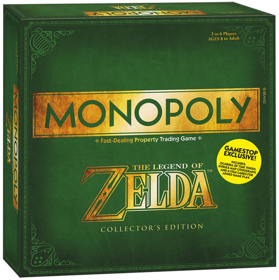 Zelda GAMESTOP EX 2014 Mn 3 Dbt Top