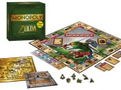 The Legend of Zelda Monopoly Dated for 15th September in US