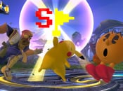 The Namco Special Flag Will Boost Your Score in the New Super Smash Bros.