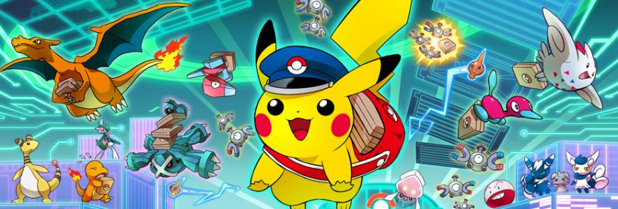 Pokemon Centre Launch - Edited