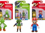 These Awesome Articulated Nintendo Figures Are Hard to Resist