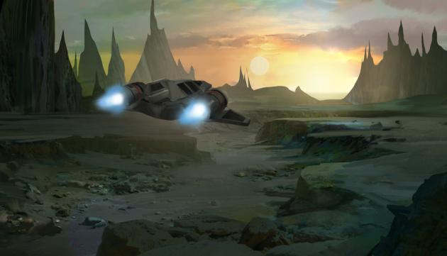 Thorium Wars Concept 3