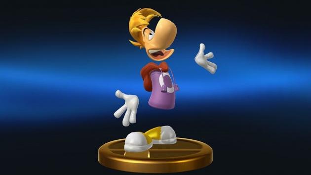 Rayman Smash Trophy