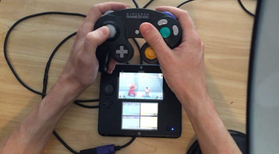 Game Cube on 3 DS