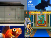Two Fish Duke it Out in Street Fighter II