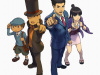 Win a Copy of Professor Layton vs. Phoenix Wright from Nintendo of America