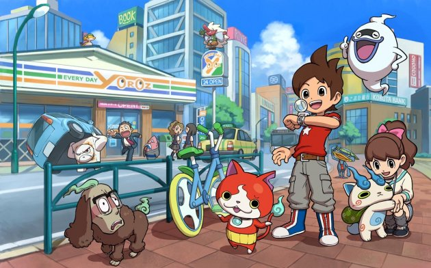 Yokai Watch 2 New