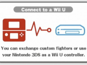 A 3DS Can be Used as a Controller in Super Smash Bros. for Wii U