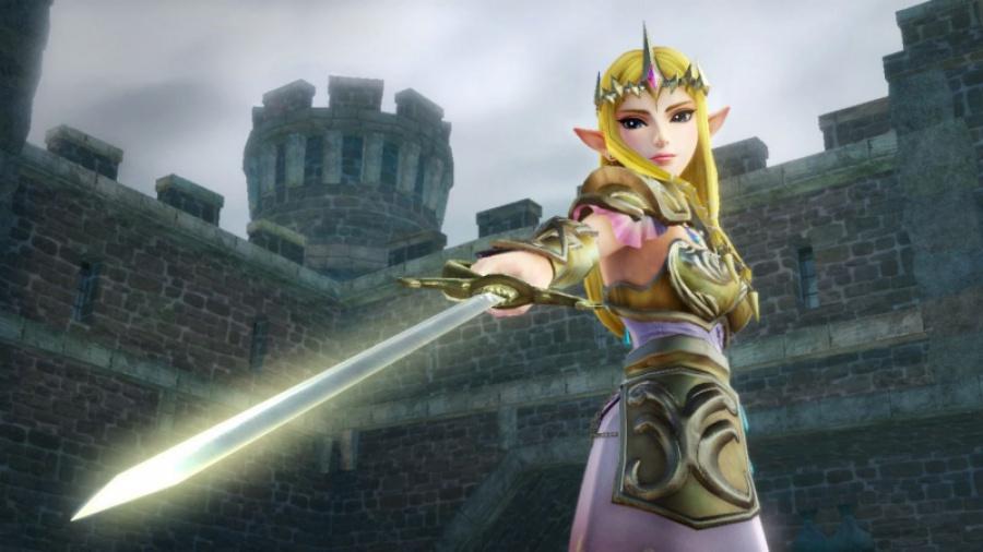 800 Px Hyrule Warriors Screenshot Zelda Rapier