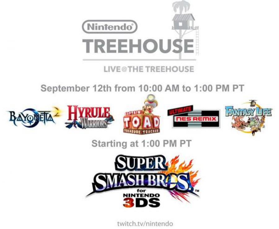 Treehouse Schedule