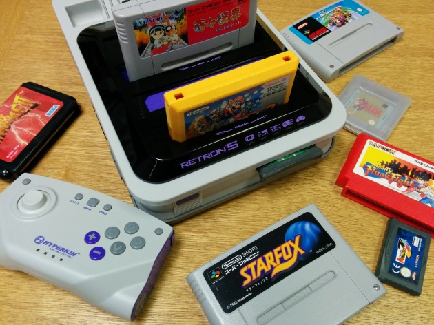 RetroN 5 Console looks amazing but could infringe on rights