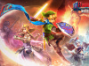 Hyrule Warriors Battles Its Way to Number 3 in UK Chart Début