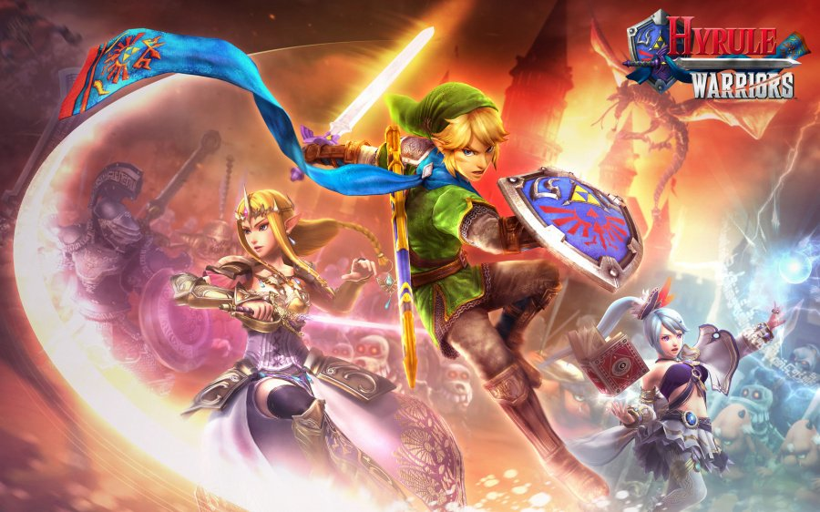 Hyrule Warriors Poster