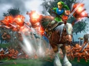 Hyrule Warriors Horses Around with Epona in Master Quest DLC