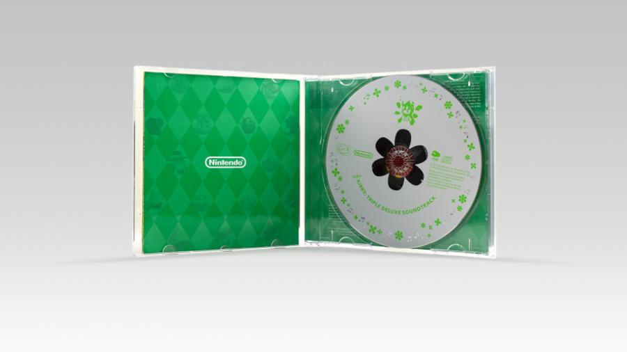 Kirby Triple Deluxe CD 2