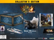 Monster Hunter 4 Ultimate Collector's Edition Coming to North America