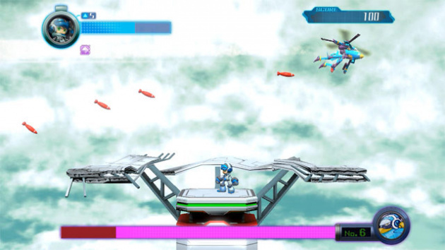 Mighty No. 9 Screen