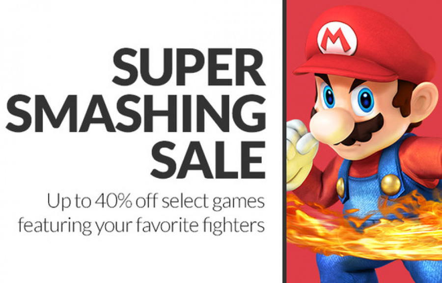 Super Smashing Sales