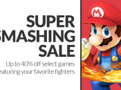 Nintendo Confirms Week Two Details for Super Smashing eShop Sale
