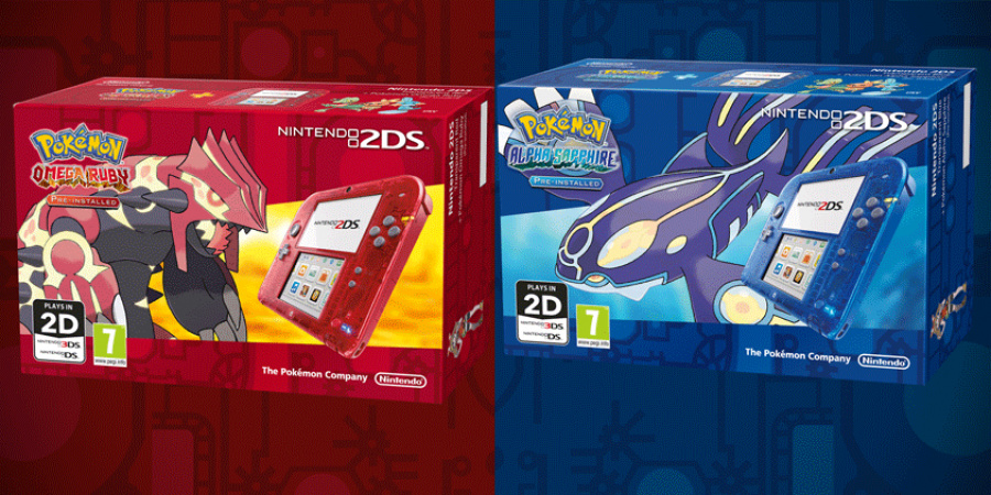 Pokemon2 DS