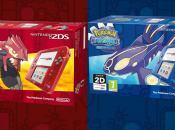 Nintendo Unveils Transparent 2DS Models and Pokémon Bundles