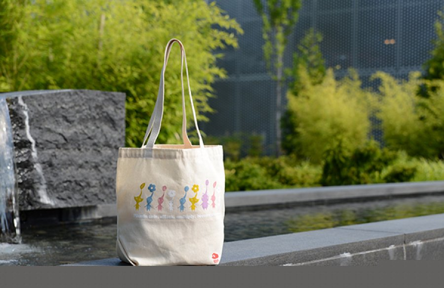 Pikmin Tote Bag