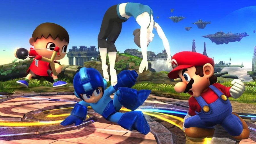 Super Smash Bros Wii U1