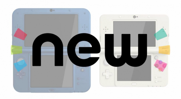3 DS NEW