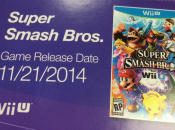 Retailer Lists Super Smash Bros. Wii U for 21st November
