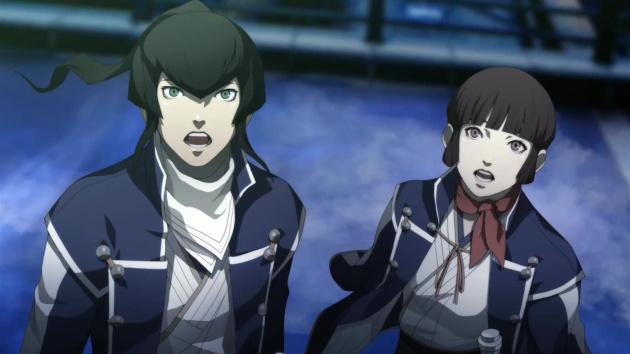Shin Megami Tensei IV Sadness