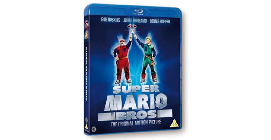 Super Mario Bros. Movie - Blu-ray