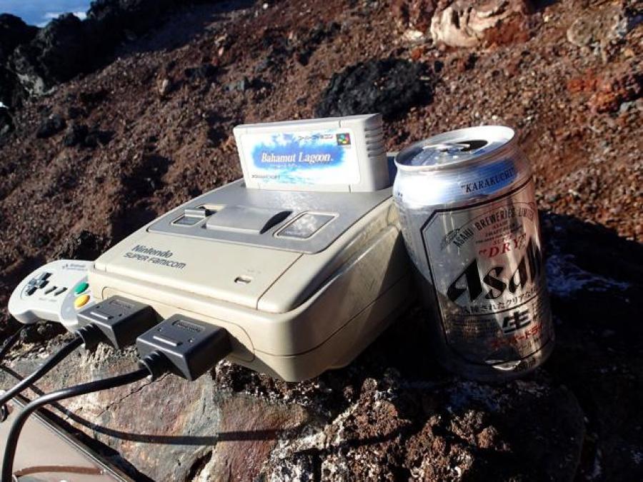 Super Famicom Mt Fuji 2