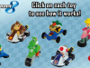 Australian McDonald's Now Offering Mario Kart 8 Toys In Happy Meals