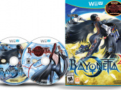 Bayonetta 2 in North America Comes With a Rather Nice Bayonetta Disc
