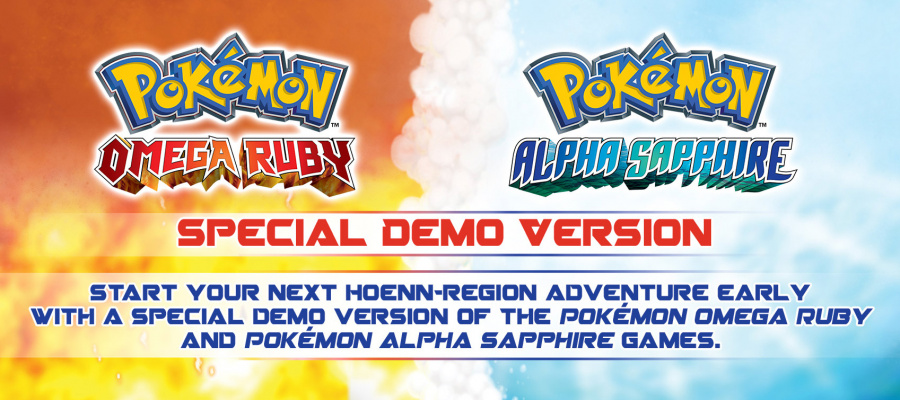 LEAFLET POKEMON SPECIAL DEMO A5