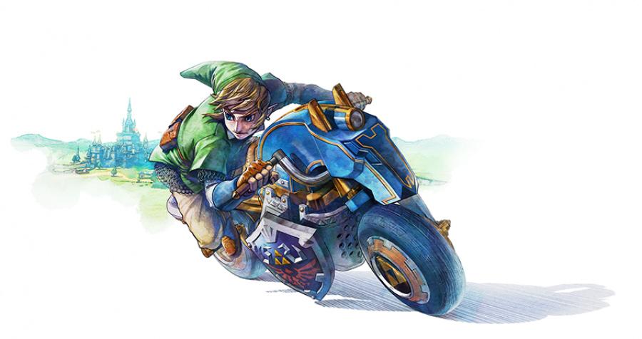 Master Bike DLC
