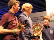 Mario Kart 8 UK Championship 2014 At EGX