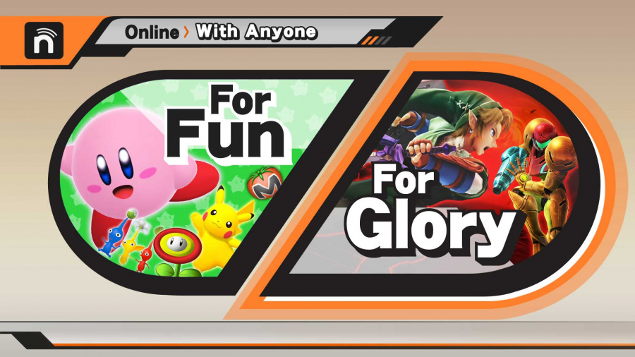 Smash Wii U Online