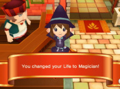 Working 9 to 5 in a Fantasy Life - Week Seven: Magician