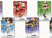 A Closer Look at the Six New amiibo Figures