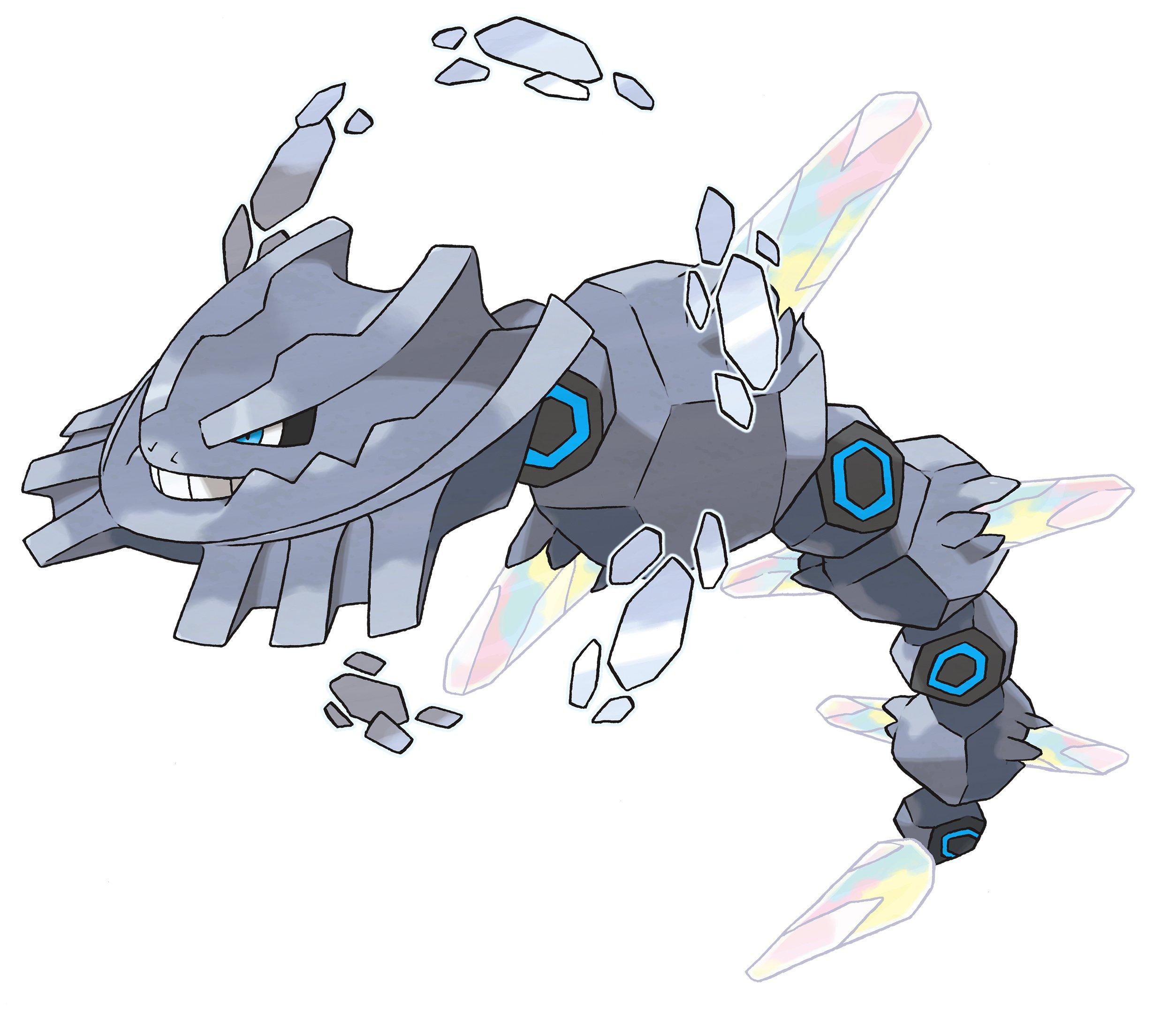 Pokemon Steelix Evolution Mega Steelix and Mega ...