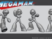 Miniatures for Mega Man: The Board Game Take Shape