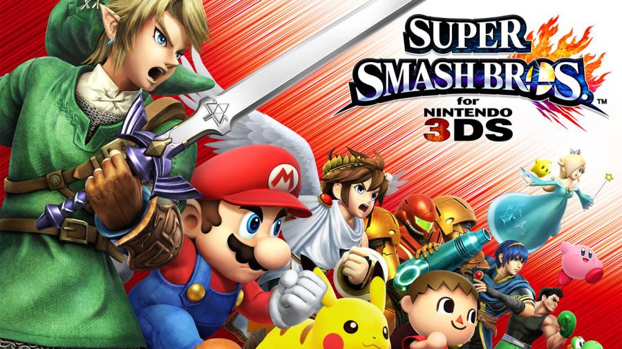 Smash Bros Art